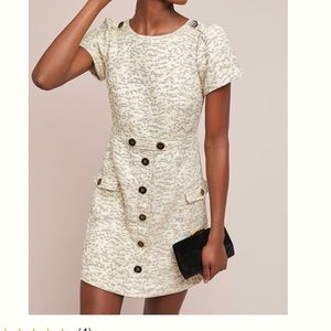 Colleen Mini Dress from Anthropologie